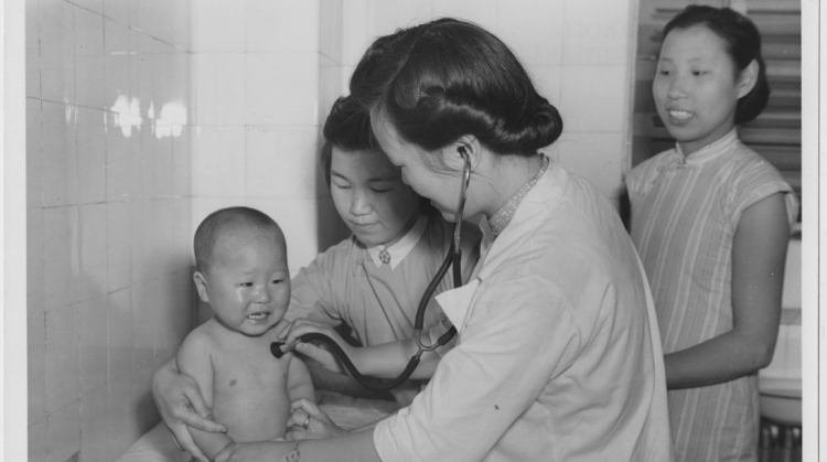 Children's Clinic in China image