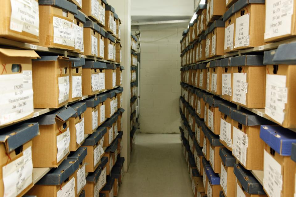 Management of UN Records photo